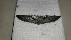 K1408 Ww2 Us Army Air Force Wing Enlisted Reserve Civilian Pilot Training L3d