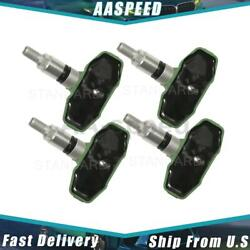 4x Tire Pressure Monitoring System Sensor Standard Ignition For 2010-2014 Cts