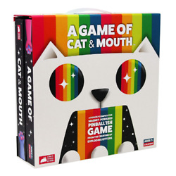 A Game Of Cat And Mouth By Exploding Kittens - Family-friendly Party Games New