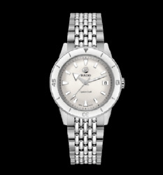 Authentic Rado Captain Cook Automatic Stainless Steel Women's Watch R32500013
