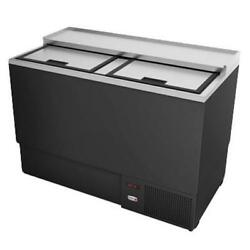 Fagor Refrigeration Fgf-50 50 Glass And Plate Chiller 6 Shelves With Slides