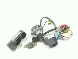 03 04 Ducati Monster 1000s Ie Lock Set Ignition Switch Cap And Key S925dn03