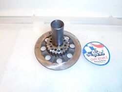 Vintage Racing Go Kart Horstman Dxl Clutch 3 Disc Hub Yamaha Kt100 Cart Part