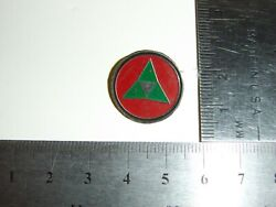 Rvn-027 Vietnam Beer Can Hand Painted Pin Di Special Forces 1st Model L1c