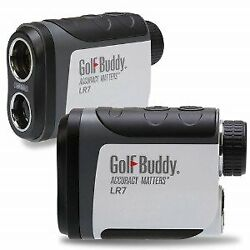 Golf Buddy Lr7 Compact And Easy-to-us Laser Rangefinder Factory Refurbished