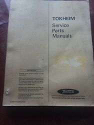 Tokheim Gas Pump Repair Parts Service Manuals For Dispensers And Submersible Pumps