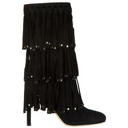 Jimmy Choo Heeled Ankle Boots Women Mystery 100 Mystery Black / Gold