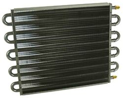Derale Tube And Fin Cooler 6an