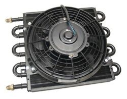 Derale Dyno Cool Remote Cooler 6an