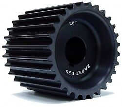 Vortech 2a032-034 34 Tooth 50mm Supercharger Drive Cog Pulley