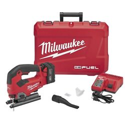 Milwaukee Electric Tools 2737 21 M18 Fuel D Handle Jig Saw Kit