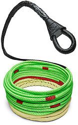 3/8in X 100ft Synthetic Winch Line Bubba Rope 176756x100