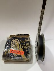 1930 Silent Movie 16mm Rin Tin Tin Trusted Aide