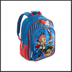 Disney Store Jake and the Never Land Pirates Backpack New $28.99