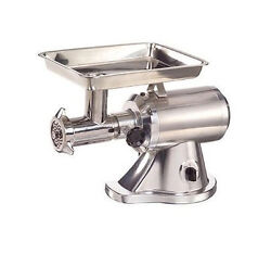 Adcraft Mg-1.5 Electric 1.5 Hp Meat Grinder Aluminum With 22 Head