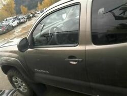 Driver Left Front Door Electric Windows Fits 05-15 Tacoma 8030470