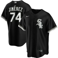 Chicago White Sox Eloy Jimenez 74 Nike Men's Official Mlb Player Jersey