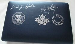 2019 Pride Of Two Nation Limited Edition Sign By Us Mint And Canada Mint Head