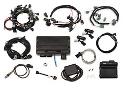 Holley Terminator X 550-1211 Mpfi Kit 2011-2012 Ford Coyote Swap W/ Ti-vct And Ev6