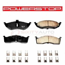 Powerstop Front Disc Brake Pad And Hardware Kit For 2000-2002 Chrysler Neon - Au