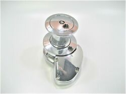 Maxwell Marine Boat Pulpit Stainless Steel Anchor Chain Rope Windlass Free Ship