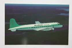 Buffalo Airways Dc-4 Vintage Aircraft / Airline / Airplane Mint 1874