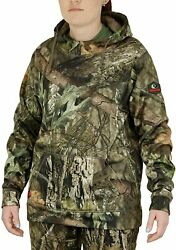 Mossy Oak Camo Hoodie For Women Womens Hunting Clothes Fleece Pullover