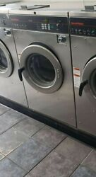 Speed Queen Front Load Washer 30 Lb1 And 3 Phase Scn030jcf Ss0912026232 [refurb]