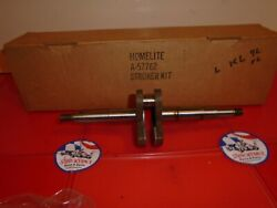 Vintage Racing Go Kart Nos Homelite Stroker Crankshaft Lh A-57762 Kl92 Cart Part