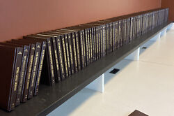 The Louis L'amour Collection Leatherette Bound Set Of 117 Books Plus Photo Book