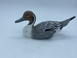 Bonded Wood Sculptures By World Champion Carvers J B Garton 6 Pintail Duck