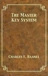 The Master Key System Like New Used Free Shipping In The Us