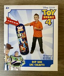 🟢toy Story 4🟢bop Bag Collectible Toy 4+ 36in/90cm Tall🎁free Shipping disney