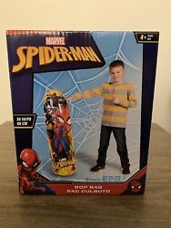🟢 Spider-man 🟢bop Bag Collectible Toy 4+ 36in/90cm Tall🎁free Shipping Marvel