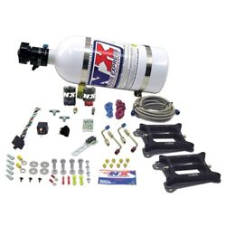 Nitrous Express 30245-12 Conventional Stage 6 Plate System
