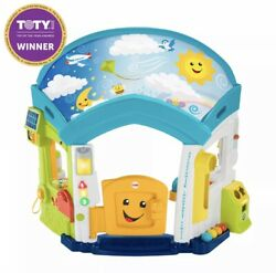 Fisher-price Interactive Playset Laugh + Learn Smart Stem Baby Toddler Kids Toy