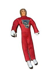 Vintage Original Evel Knievel Evil Action Figure Stunt Cycle Doll Toy