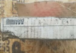 Rexnord Double Strand 12b-2 Metric Roller Chain 10 Ft - New In Box Ships Free