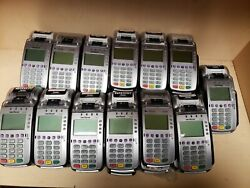 Lot Of 25 Verifone Vx520 Dial/eth/ctls M252-653-ad-naa-3