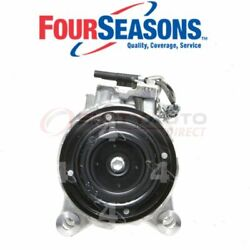 Four Seasons Ac Compressor For 2016 Bmw 535i - Heating Air Conditioning Vent Bv
