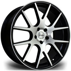 Alloy Wheels Wider Rears 20 Riviera Rv185 For Mercedes S-class [w222] 14-20
