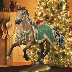 Breyer Holiday Horse Figure Christmas Limited 14th In Series 1/6 Scale 632/ak
