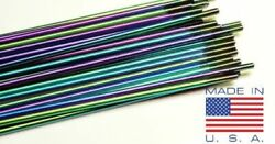 Titanium Spokes Custom Cut To Your Length From 246mm-305mm 60 Count Usa Made