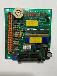 Washer V-sp Coin Micro Computer Board For Speed Queen P/n F370313-50p [used]