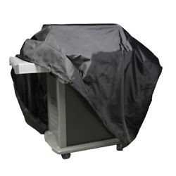 Lunatic Black Barbecue Grill Cover Fits Bbq Grills Up To 65 Long Gas Grills