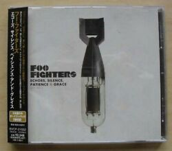 Foo Fighters Echoes,silence.patience And Grace Japan Cd Promo Sample Copy With O
