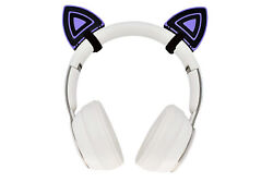 Cat Ear Headphone Attachment Cat Ears For Headset Gaming Headset Accessories