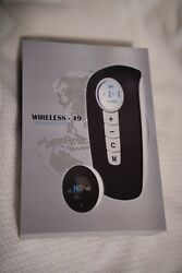 Hidow Fda Approved Wireless Tens/ems Physical Therapy Pain Management Massager