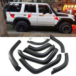 For Toyota Land Cruiser Lc70 Lc75 Lc76 Lc77 Lc79 Fender Flares Wheel Arches Wide