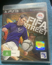 Fifa Street Playstation 3, Ps3 Pal Complete Free Postage